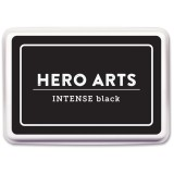 Intense Black - Hero Arts Dye Ink