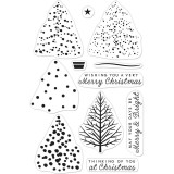 XMas Tree - Clear Stamps