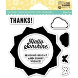 Sunshine - Jillibean Clear Stamp Set