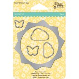 Jillibean Soup Shaker Die Set - Large Circle