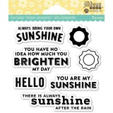 My Sunshine - Jillibean Clear Stamp Set