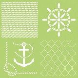 Anchor Aweigh - Designer Template 12x12 inch