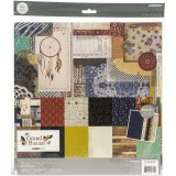 Grand Bazaar - Paper Pack 30,5x30,5 cm