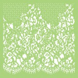 Lace - Template 6x6 inch
