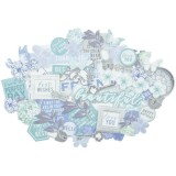 Lilac Whisper - Collectables Die Cuts