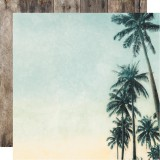 Paradise Found - Palm Trees 30,5x30,5 cm