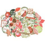 Peace & Joy - Collectables Die-Cuts