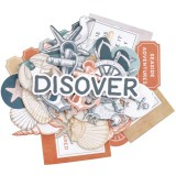 Uncharted Waters - Die Cuts Collectables