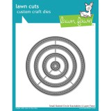 Small Dotted Circles - Lawn Cuts Stack Dies