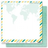 Carte Postale - Courrier 30,5x30,5 cm