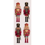 Nutcracker - Mini Stickers