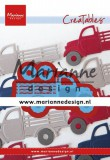 Marianne D Creatable Pick-Up Truck