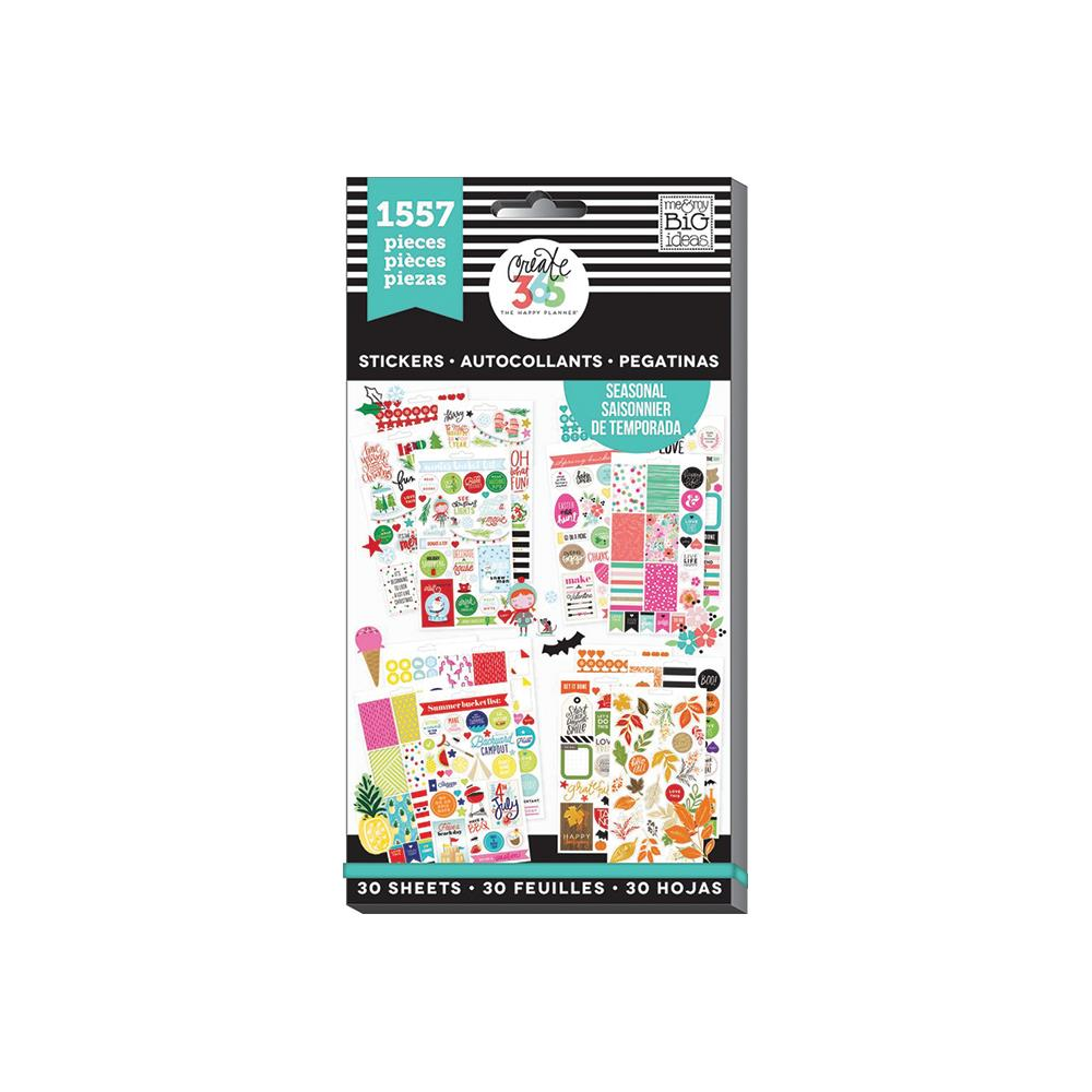 Create 365 - Brilliant Year Value Sticker Set