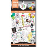 Happy Planner - Mini Icons Value Sticker Pack