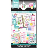 Happy Planner - Productivity Fill-In Stickers