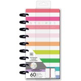 Happy Planner - Half Sheet Fill Papers Stripes