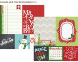 December Documents - Quotes / Mat 30,5x30,5 cm