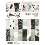 Beautiful - Paper Pad 6x8 inch