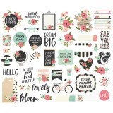 Bloom - Bits and Pieces Die Cuts