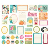 Best Year Ever - Die Cuts Journaling