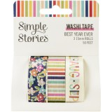 Best Year Ever - Washi Tape