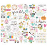 Dream Big - Bits and Pieces Die Cuts