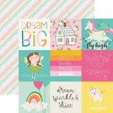 Dream Big - 4x4 Elements 30,5x30,5 cm