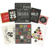 DIY Christmas - Frameable Cardstock Prints
