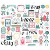 Freezin Season - Bits and Pieces Die Cuts