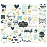 Heart - Bits & Pieces Die Cuts