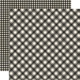 Jingle all the Way - Coal Plaid 30,5x30,5 cm
