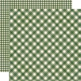 Jingle all the Way - Evergreen Plaid / Gingham 30,