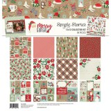 Merry & Bright - Collection Kit 30,5x30,5 cm