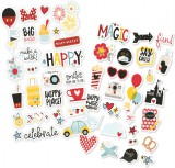 Say Cheese 4 - Puffy Stickers