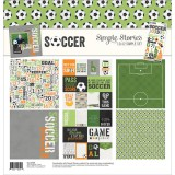 Soccer - Collection Kit 30,5x30,5 cm