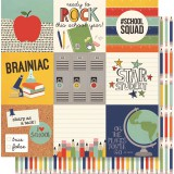 School Rocks - 4x4 Element Cards 30,5x30,5 cm
