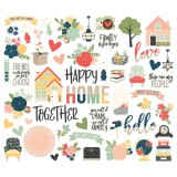 So Happy Together - Die Cuts