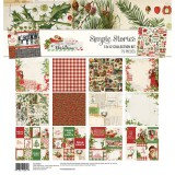 Vintage Christmas - Collection Kit 30,5x30,5 cm