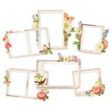 Vintage Garden District - Frames Die Cuts