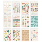 Vintage Garden District - Sticker Sheets