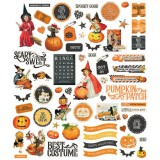 Vintage Halloween - Bits and Pieces Die Cuts
