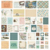 Vintage Traveler - Snap Cards Pack