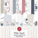 Pole Nord - Collection Pack 30,5x30,5 cm