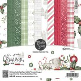 Christmas Italien Style - Paper Pad 15,2x15,2 cm