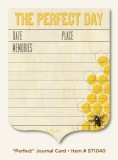 Sweetest Thing - Honey - Perfect Journaling Card