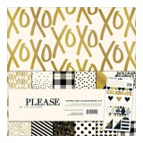 Yes, Please - Paper & Accessories Kit 30,5x30,5 cm