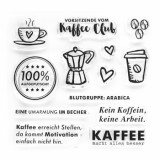 "Moment-Stempel ""Kaffee Club"""