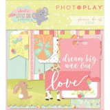 About a little Girl - Die Cuts