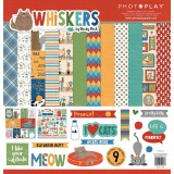 Whiskers - Collection Pack 30,5x30,5 cm