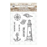 Beyond the Sea - Clear Stamps Set 01